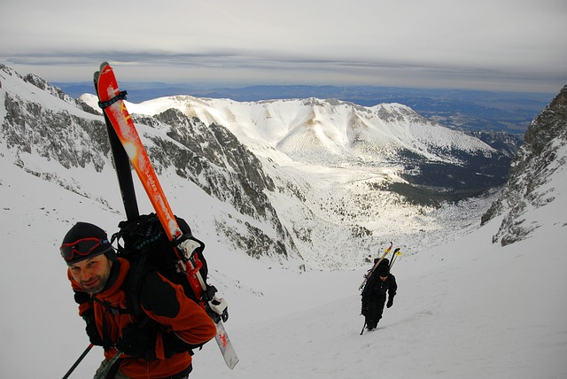skialpinismus hory