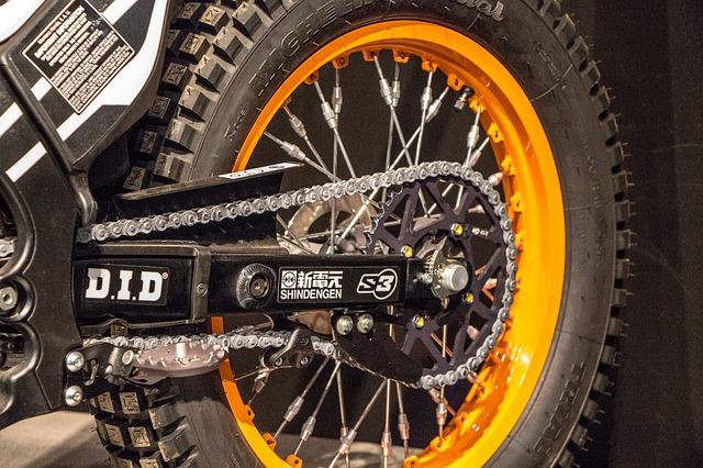 kolo od motorky