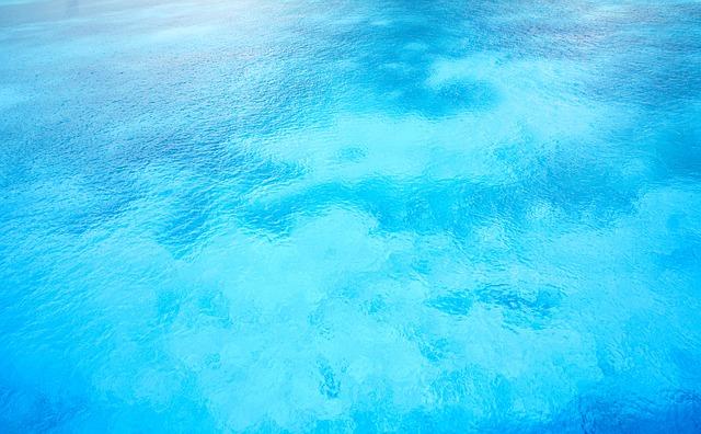 tyrkysová voda