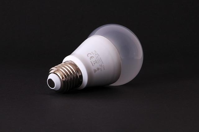 koupená žárovka
