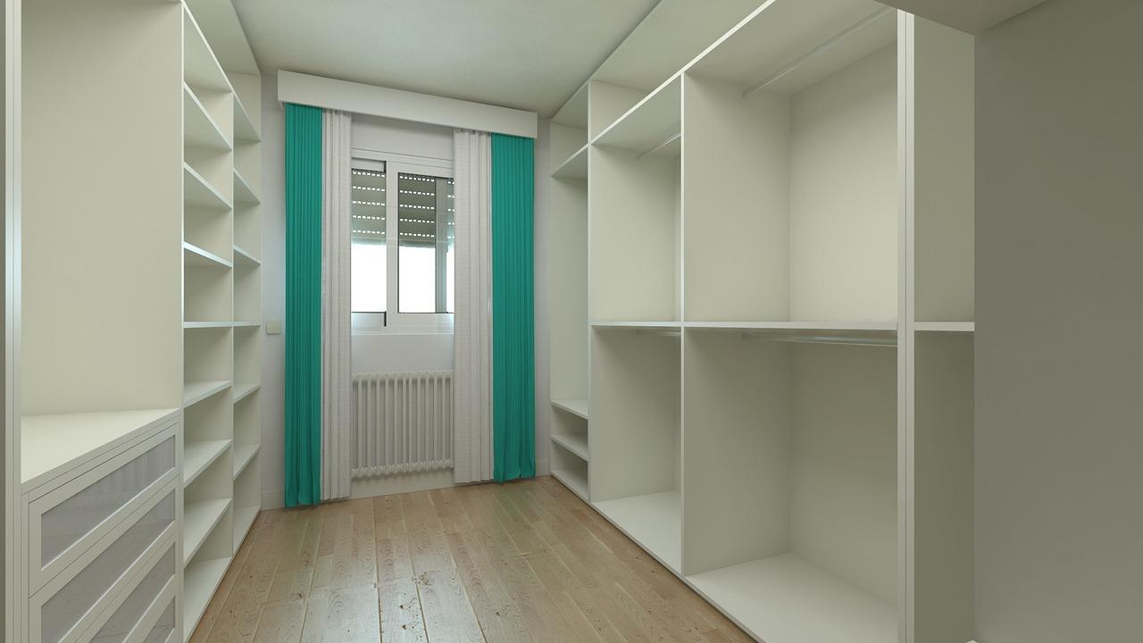 nové skříně